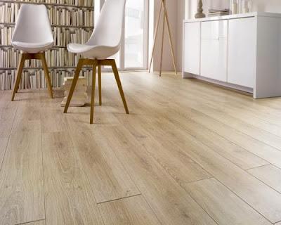 Sàn gỗ tự nhiên sồi trắng dễ dàng phối màu