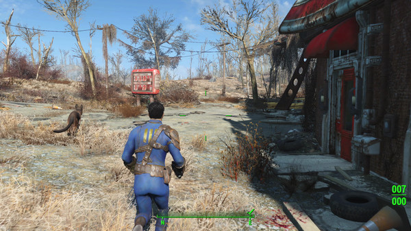 Fallout 4 CODEX Full Free Download| Tech Crome