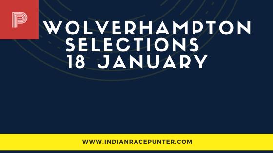 Wolverhampton Race Selections 18 January