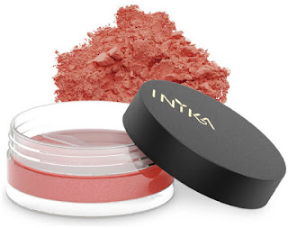 Inika blusher in Peachy Keen