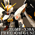 Custom Build: MG 1/100 Freedom Gundam Ver. 2.0 [Amuro Ray Custom]