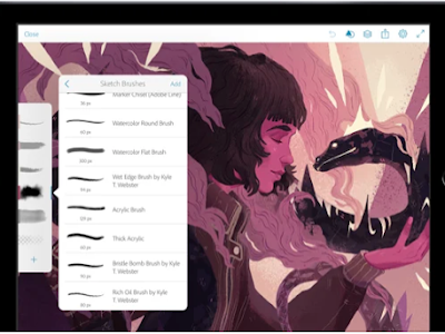 Sketch, Draw , and Doodle- Apps to Unleash Students' Creativity