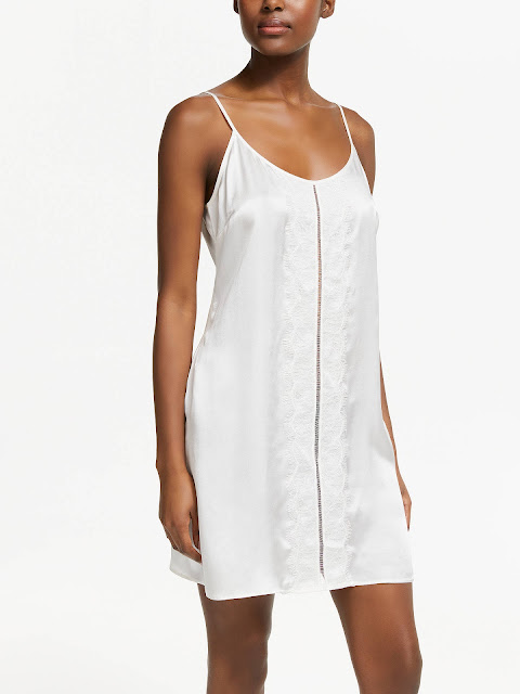 John Lewis and partners silk chemise