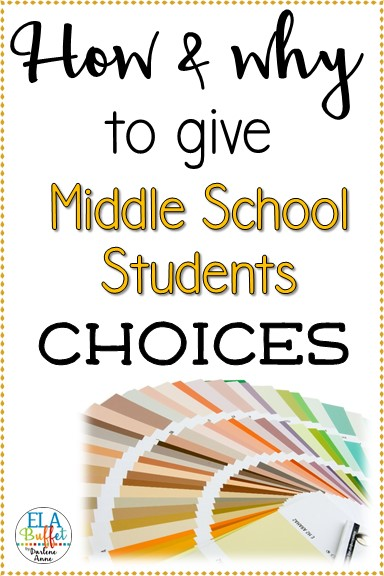 Studies show that when we give students choices, their motivation soars. This blog post will explain how to give choices that enhance achievement and progress. #teacherrelationships #classroomenvironment #backtoschool #backtoschooltips #firstdayofschool #teachertips #firstday #classroomculture #buildingrelationships #teaching #teachingideas #goodteacher #schooltips #education #studentteacher #studentteaching #classroomprocedures #teacherobservation #teachergoals #bestpractice