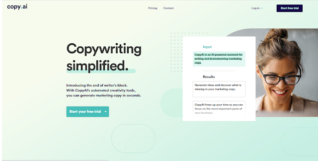 A Simple Guide on Using Copy.ai for Copy and Content Writers