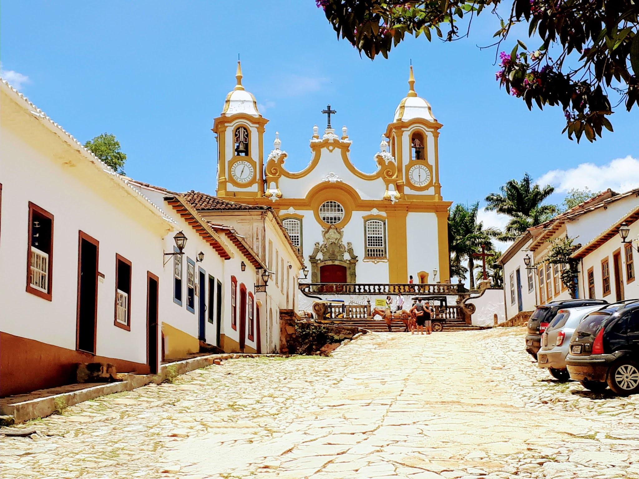 Conheça as Igrejas Históricas de Tiradentes