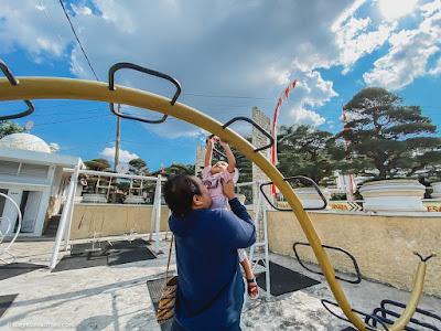 playground di istana kuliner restaurant bandungan