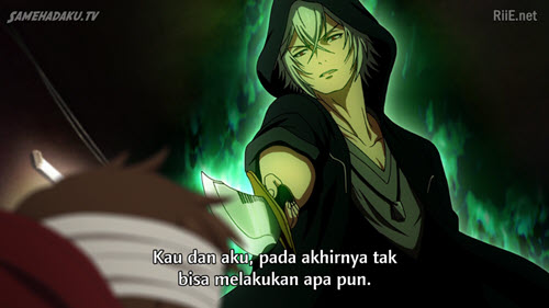 Shoumetsu Toshi Episode 11 Subtitle Indonesia