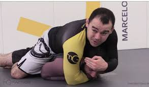 marcelo garcia back mount choke