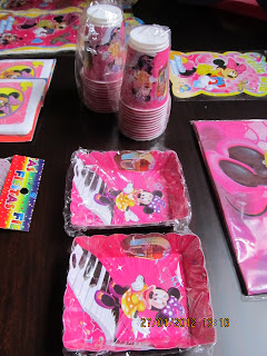 DECORACION MINNIE MOUSE 9 FIESTAS INFANTILES RECREACIONISTAS MEDELLIN