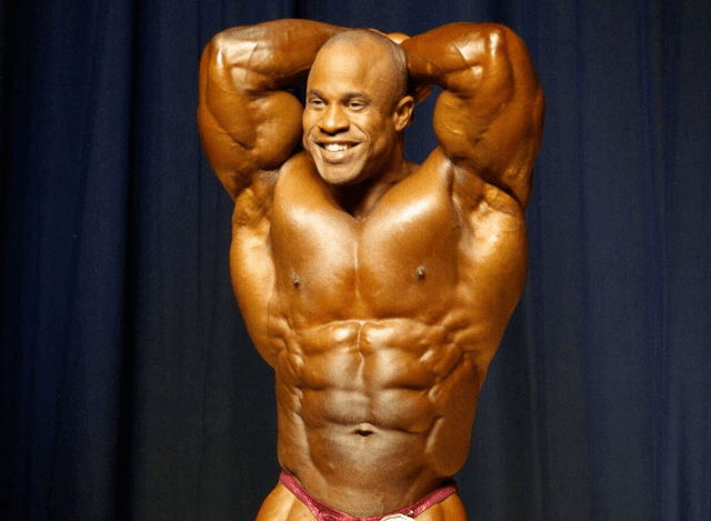 Victor Martinez Body Builder Wallpaper & Photo