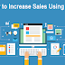 How to Increase Sales Using SEO