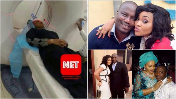 Mercy Aigbe Was Coughing Blood After Hubby Battered Her- Commissioner For Women Affairs