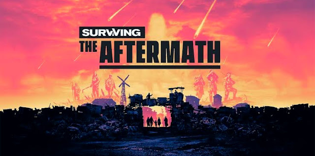 """The new presentation of """"Surviving the Aftermath"""" reviews the first gameplay footage"""