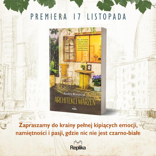 Architekci marzeń – Karolina Młynarczyk