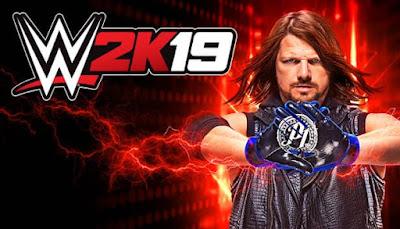 تحميل لعبة WWE-2K19 للكمبيوتر