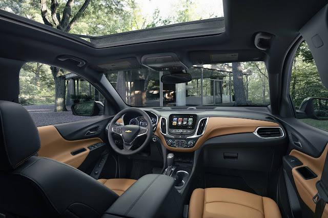 Novo GM Equinox: SUV do Cruze substituirá Captiva