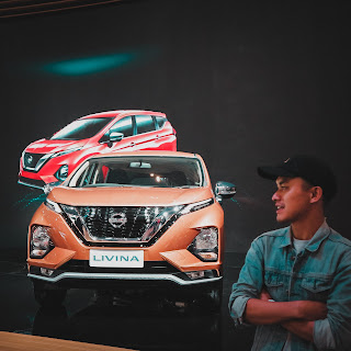 pameran giias nissan all new livina