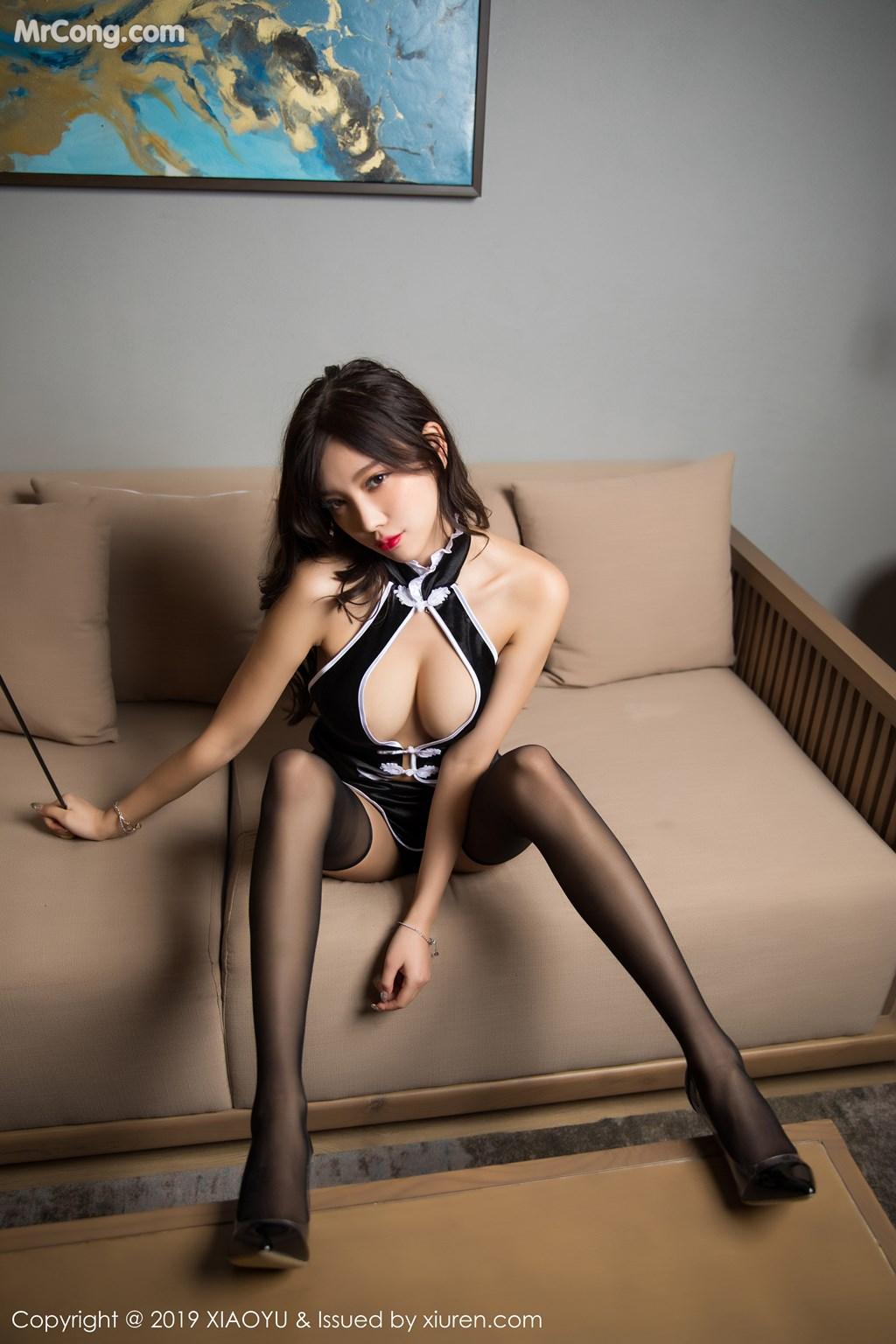 Image XiaoYu-Vol.040-Yang-Chen-Chen-sugar-MrCong.com-034 in post XiaoYu Vol.040: Yang Chen Chen (杨晨晨sugar) (67 ảnh)