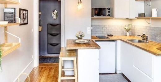 Ide Desain Dan Warna Dapur Minimalis Yang Perlu Anda Coba