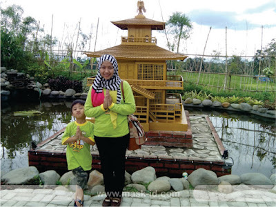 Family Fun Trip ke Small World Purwokerto | Mask-ID.com