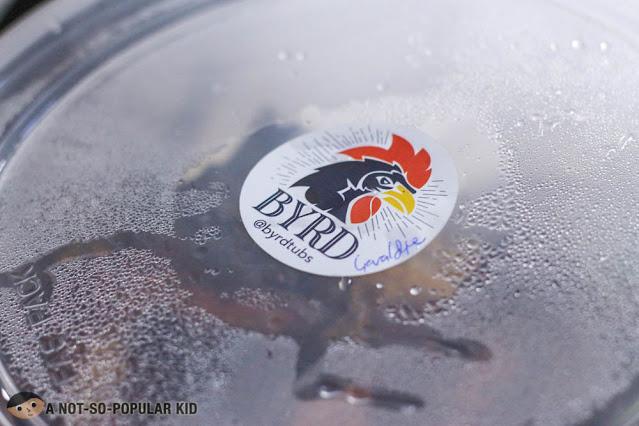 Byrd Tubs Logo - Metro Manila Delivery