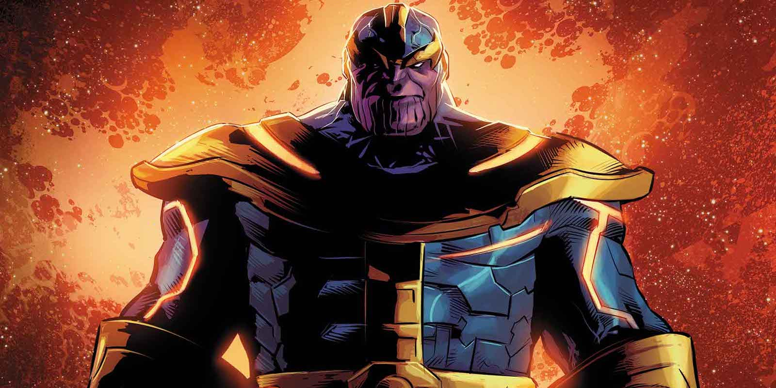 Marvel Work On A New Thanos Series.