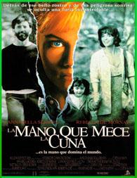La mano que mece la cuna (1992) | 3gp/Mp4/DVDRip Latino HD Mega