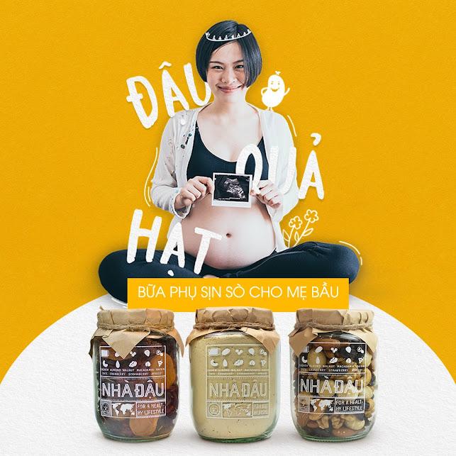 [A36] Top 5 loại hạt dinh dưỡng không thể thiếu cho Mẹ Bầu 5 tháng