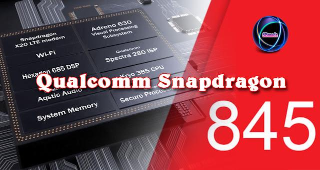 Qualcomm Snapdragon 845 flagship processor