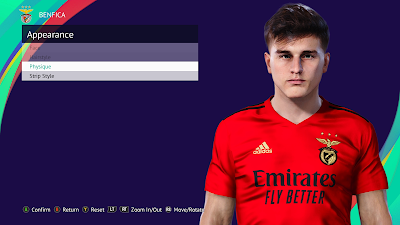 PES 2021 Faces Franco Cervi