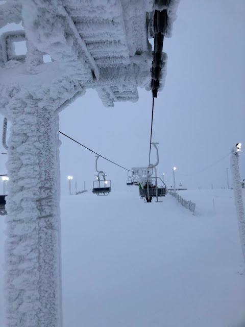 Suomen pisin pulkkamäki