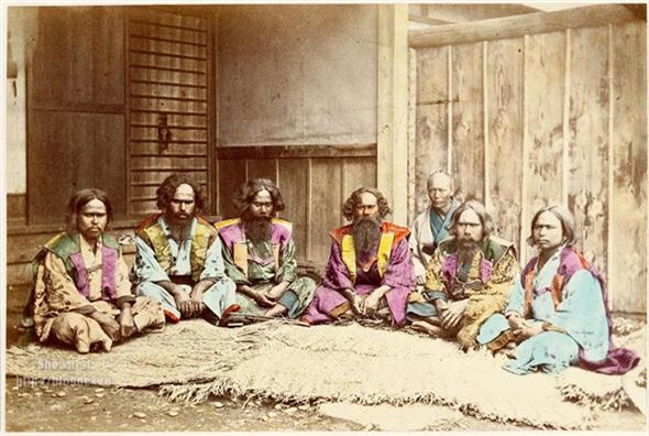 Русские самураи