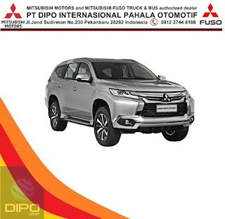 Paket Kredit Mitsubishi Pajero Sport Terbaru di Pekanbaru Riau JANUARI 2021