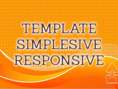 Template Terbaru 2017 Simplesive Seo Responsive Download Gratis