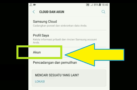 Buka Menu Pengaturan Untuk Logout Gmail 4