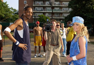FlashBack Friday: That Time #BRITNEYSPEARS & #SNOOP Played Ball 🏀🎶🏀🎶🏀🎶