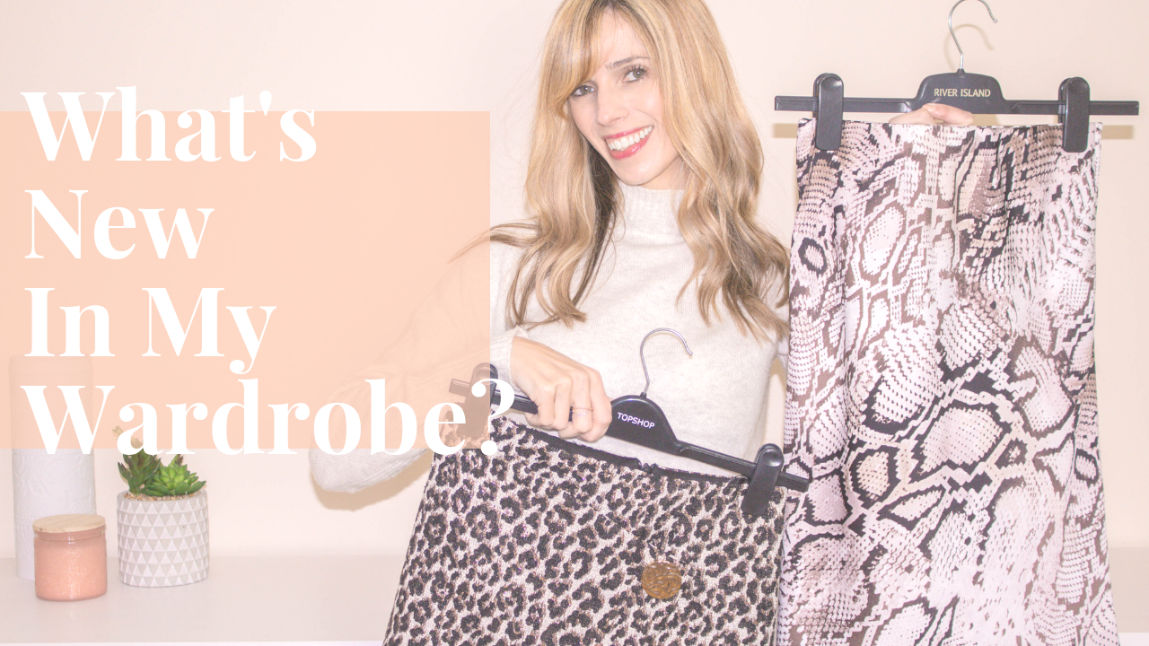 What's New In My Wardrobe January 2019