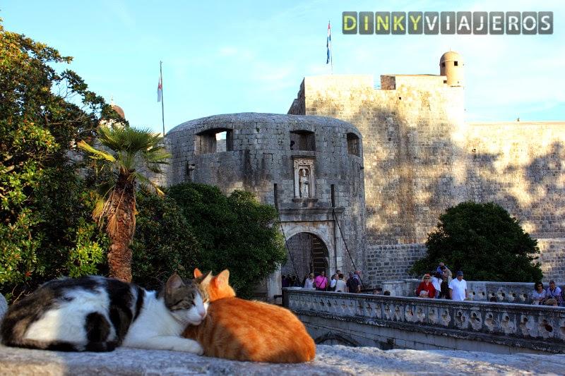 Qué ver en Dubrovnik. Puerta de Pile