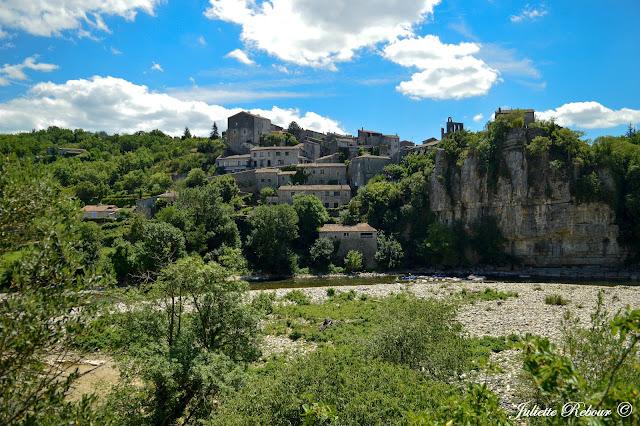 Randonnée en Ardèche à Balazuc