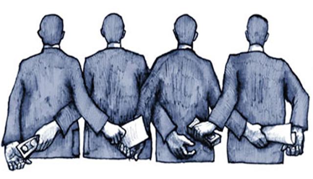Η Διαφθορά: καρκίνωμα της Δημοκρατίας ή της κομματοκρατίας;
