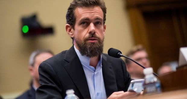 Twitter CEO's Handle Hacked