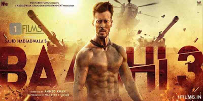 Baaghi 3 Movie: Trailer, Posters, Videos Box Office Collection