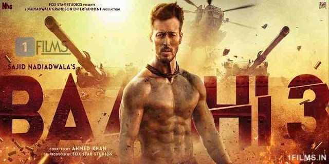 Baaghi 3 Movie: Trailer, Posters, Videos, Box Office Collection