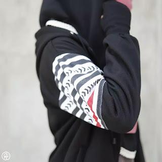 """▶️ Ukuran : ALL SIZE FIT TO L  ▶️ Material : Premium Fleece yang """"SOFT TOUCH"""" langsung dari pabrik pengolah kain berpengalaman  ▶️ Proses : Dibuat Handmade dengan penjahit terbaik yang berpengalaman lebih dari 5 tahun  ▶️ Sablonan Berkualitas  ▶️ Bukan sekedar fashion. Namun menguatkan """"JATI DIRI / IDENTITAS"""" Hijaber yang modis dan stylish"""