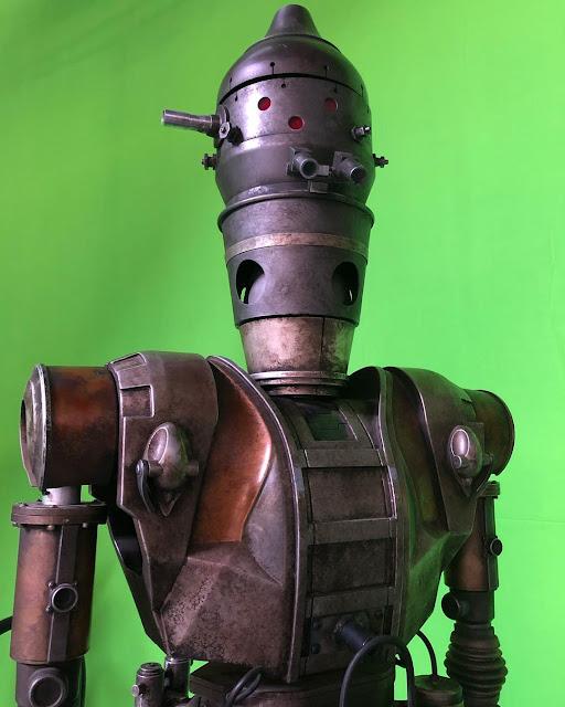 ig-88 assassin droid mandalorian