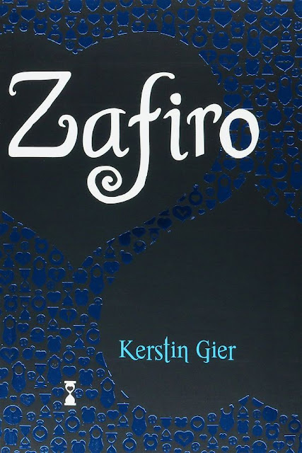 Zafiro | Joyas preciosas #2 | Kerstin Gier