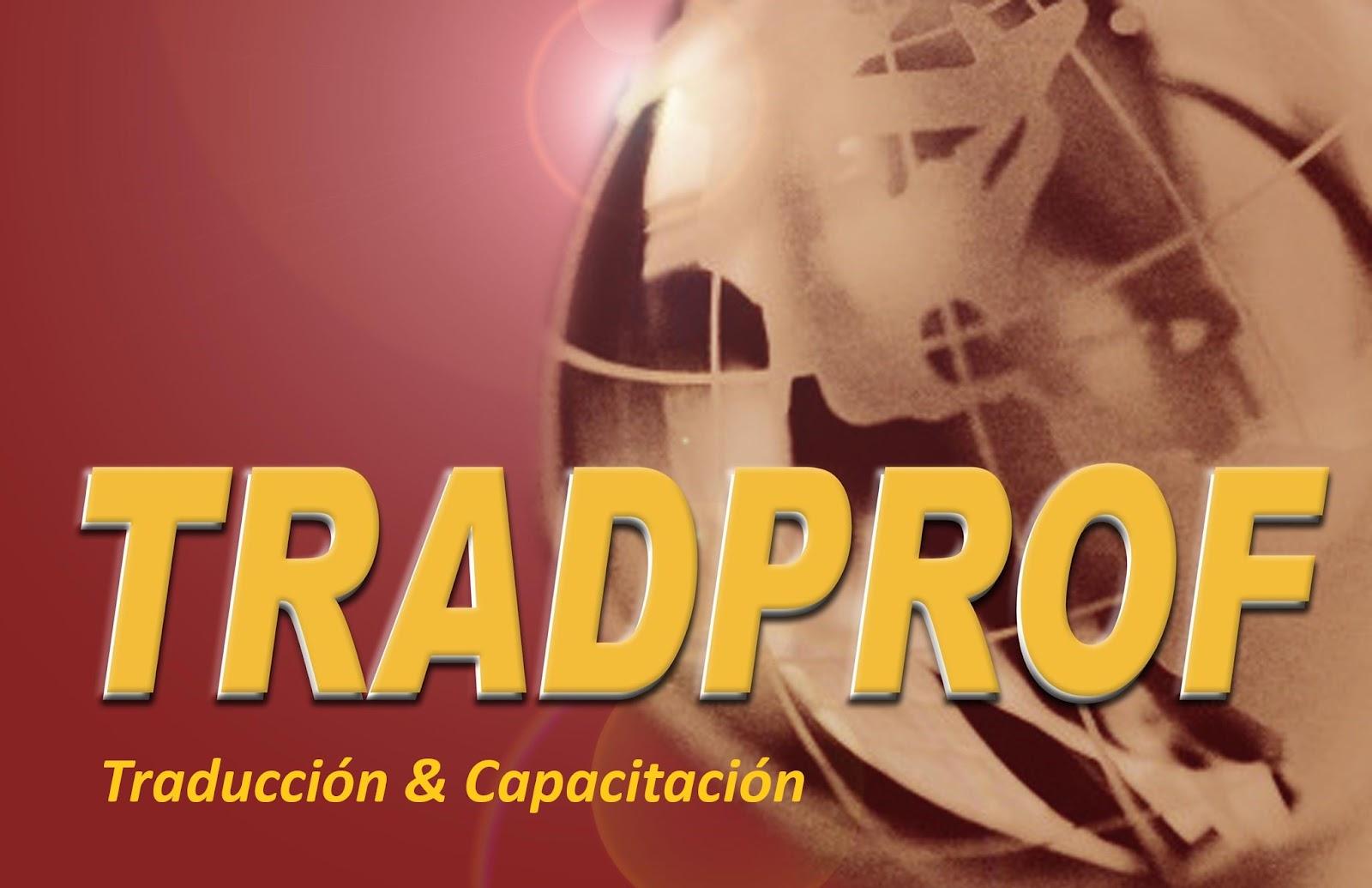 """CENTRO DE CAPACITACIÓN PROFESIONAL """"TRADPROF"""""""