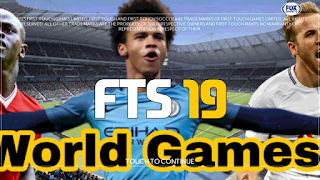 FTS xix Premier League Edition Mod Apk Data Obb