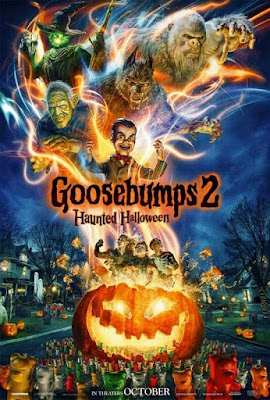 Goosebumps 2 Haunted Halloween (2018) 480p 720p HDTS x264 Dual Audio Hindi (Cleaned) – English Download Gdrive